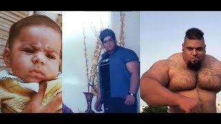 Download Sajad Gharibi ″Iranian Hulk″ - Transformation From 1 To 25 years Video