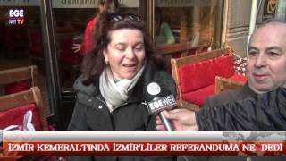 Download İZMİR Kemeraltında İzmir'liler Referandum için ne dedi.? Video