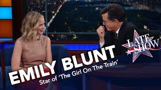 Download Emily Blunt: No One Wears Baseball Hats In England Video