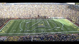 Download Spartan Marching Band: Marvel Halftime   MSU vs Michigan : 10.17.2015 Video
