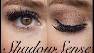 Download How I use SHADOWSENSE |Sandstone Pearl Shimmer, Mocha Java, Onyx| Video
