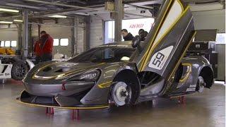 Download Racing Start - 570S GT4 Video
