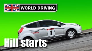 Download How to do hill starts easily in a manual/stick shift car - learning to drive tips Video