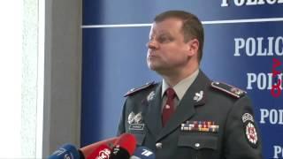 Download Skvernelis apie Kriminalinės policijos biuro viršininko Algirdo Matonio sulaikymą (interviu) Video