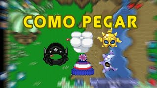 Download COMO PEGAR VÁRIOS HATS DO PEDRA PAPEL TESOURA!!-Graal online classic Video