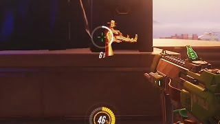 Download Overwatch Funny Moments 34 - Sombra Spots McCree Having Lunch Video