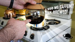 Download I made the strongest cup of coffee in the world | 10X Brewed Deathwish Coffee Video