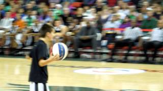 Download Jordan McCabe Globetrotters Video