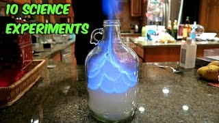Download 10 Awesome Science Experiments - Compilation Video