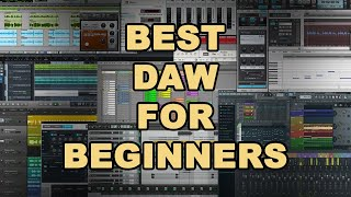 Download Best DAW for Beginners [Software Selection Principles] Video
