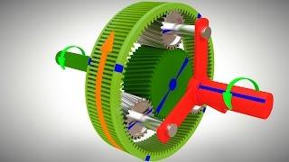 Download Understanding PLANETARY GEAR set ! Video