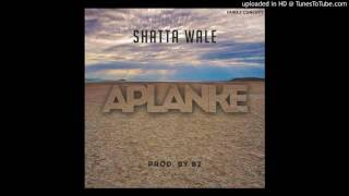 Download Shatta Wale - Aplanke (Audio Slide) Video