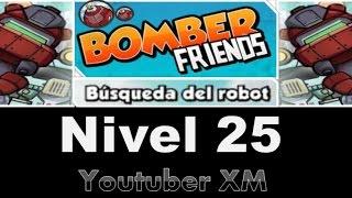 Download Bomber Friends Busqueda del Robot Nivel 25 Video