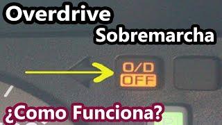 Download Overdrive - Sobremarcha como funciona al acelerar O/D Video