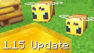 Download 40 Updates NEW in Minecraft 1.15 Video