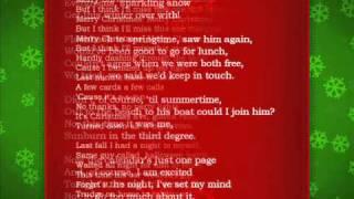 Download Waitresses Christmas Wrapping FULL VERSION + Lyrics Video