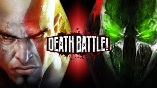 Download Kratos VS Spawn | DEATH BATTLE! Video