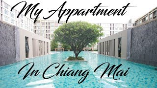 Download My Cheap $250 Apartment in Chiang Mai Thailand Video