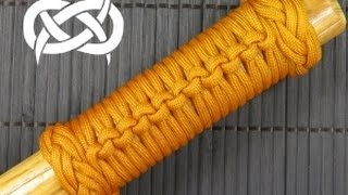 Download How to make a Paracord Handle Wrap Video