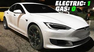 Download Gutted Tesla TROLLS the Streets! Video