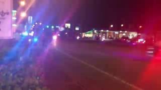 Download Trump motorcade arrives Palm Beach 11-22-16 Video