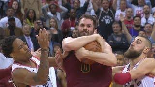 Download Craptors Choke Game 1! LeBron Triple Double! 2018 NBA Playoffs Video