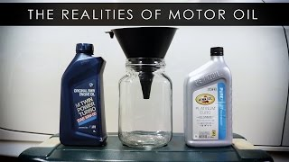 Download Motor Oil | Fine Print and Misconceptions Video