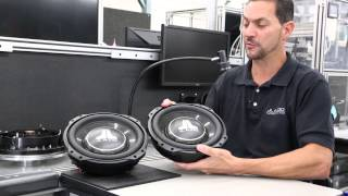 Download JL Audio TW3 Subwoofer Product Spotlight Video