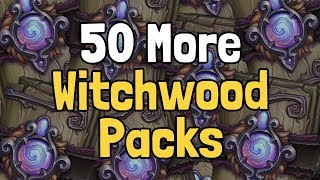 Download Opening 50 More Witchwood Packs - Hearthstone Video