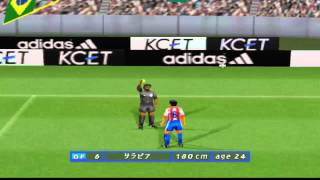 Download winning eleven 4 american cup Brazil Champeon Video