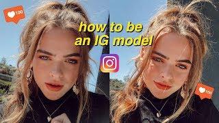Download How to Be an Instagram Model // Photoshoot Tips & Tricks | Summer Mckeen Video