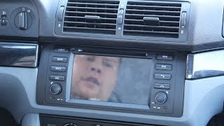 Download Seicane Android car stereo for BMW e39. installation and review. Video