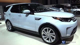 Download 2017 Land Rover Discovery HSE - Exterior and Interior Walkaround - 2017 New York Auto Show Video