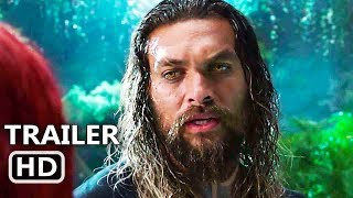 Download AQUAMAN Trailer # 2 (NEW 2018) Jason Momoa, Superhero Movie HD Video