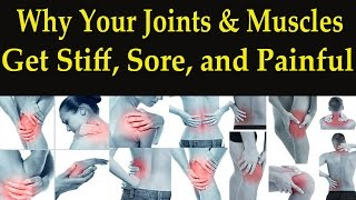 Download Why Your Joints & Muscles Get Stiff, Sore, and Painful - Dr Mandell Video
