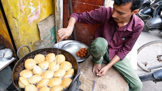 Download Flew To India Last Minute! Street Food! Indian Food!! Curry! Video