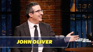 Download John Oliver Does Not Care About the Royal Engagement Video