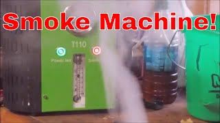 Download Find Leaks In Your Car With A Mr CarTool Smoke Machine! Video
