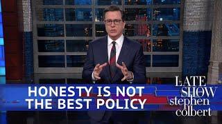 Download Trump Scolds Sarah Huckabee Sanders For... Being Honest Video