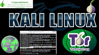 Download How to Install the New Tor Browser in Kali Linux Video