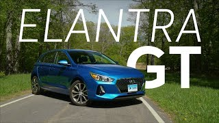 Download 2018 Hyundai Elantra GT Quick Drive | Consumer Reports Video