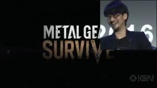 Download Hideo Kojima REACTS to Metal Gear: SURVIVE Video