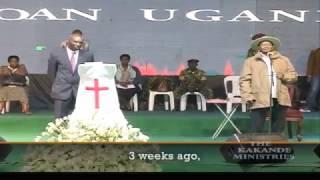 Download CRUSADE: PRESIDENT MUSEVENI APPRECIATES PROPHET KAKANDE FOR INVESTING IN RICE FARMING Video