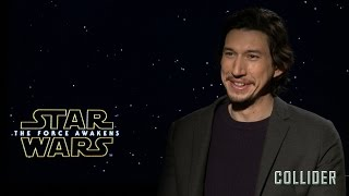 Download Adam Driver Ranks the 'Star Wars' Movies and Talks About His Best Days on 'The Force Awakens' Video
