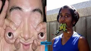 Download Top 10 Most Bizarre People In The World You Won't Believe Actually Exist Part#2 Video