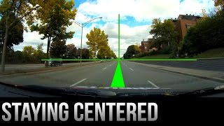 Download How to Stay Centered in Your Lane - Driving Tips Video