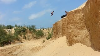 Download Awesome | The Best Free Run Gaza | parkour | 2013 2014 Video