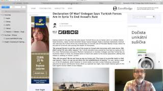 Download Israel Strikes Syrian Military and Hezbollah Convoy Video