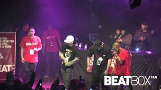 Download Beatbox Battle Championships 2010 - KRNFX VS SCOTT JACKSON - FINALS - Canada Video
