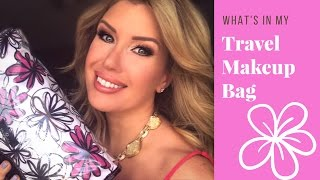 Download What's In My TRAVEL MAKEUP BAG: My Beauty Essentials! Video